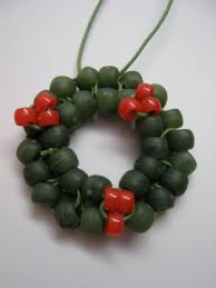 pony bead ornaments modern minerals