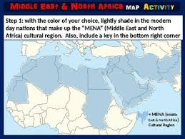 middle east map ppt middle east africa map activity follow along ppt blank