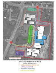 Tennessee Tech Campus Map by Middletown High Home