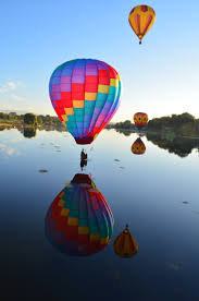balloons that float free images water cloud sky morning hot air balloon
