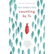 Counting By 7s Book Report Counting By 7s By Goldberg Sloan