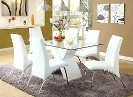white modern dining table set black and white dining set white dining table sets dining table