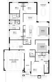 floor plans for large families baby nursery large family home plans ashford floor plan m design