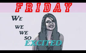 Rebecca Black Memes - rebecca black s friday video is removed from youtube record label