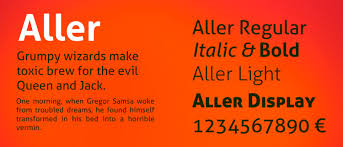 What Font Is Best For Resumes by The Best Free Fonts For Business Cards U0026 Resumés Inspiration