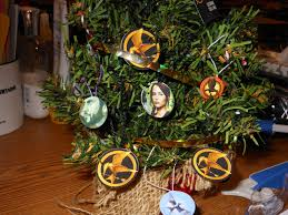 hunger games lessons hunger games christmas tree