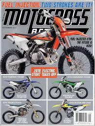 motocross action videos motocross action magazine have you seen the new mxa september