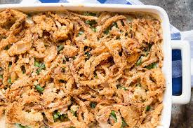 green bean recipes for thanksgiving green bean casserole from scratch recipe simplyrecipes com