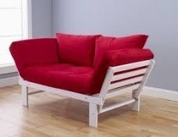 pink futons foter