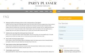 party planner party planner theme theme for event planners