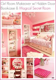 Secret Door Bookcase A Dreamy Room Makeover With Hidden Door Bookcase Decorchick
