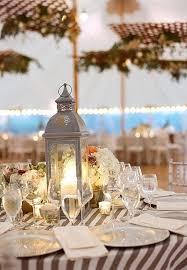 white lantern centerpieces lanterns for wedding centerpieces a white lantern with fresh