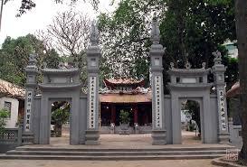 đền đồng cổ