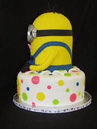 298 best minions cake images on pinterest minion cakes minion