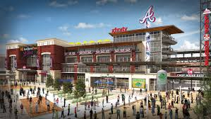 Atlanta Braves Parking Map by Fox Bros Join Terrapin In New Taproom And Brewery Adjacent To New