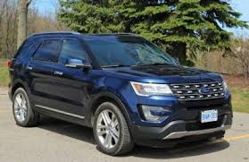 ford explorer price canada ford explorer 2018 view specs prices photos more driving