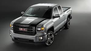 customized chevy trucks gmc sierra carbon editions offer a custom look autoweek