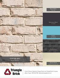 sherwin williams u0027 color of the month triangle brick