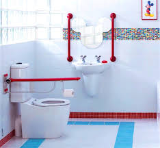 bathroom designs cool tiles for kids bathroom delightful