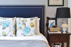 upholstered headboard king queen full twin size oxford pictures