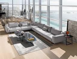 Designer Sofa  Tempo Italian Modern Furniture From Natuzzi - Italian designer sofa
