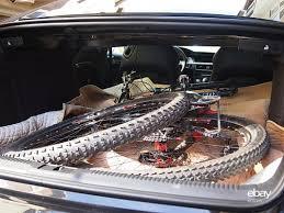 audi s5 trunk audi s5 folding rear seats extend trunk space ebay motors