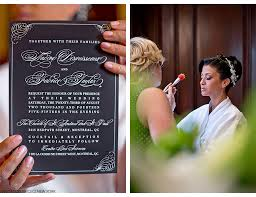 wedding invitations montreal dramatic wedding in montreal nadine fabrice be inspired by