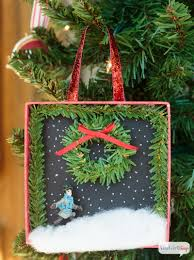 shadowbox diy christmas ornaments atta says
