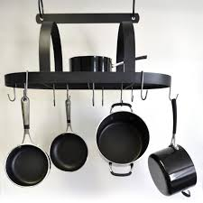 Walmart Kitchen Shelves by Kitchen Pot And Pan Rack For Organize The Containers And Utensils