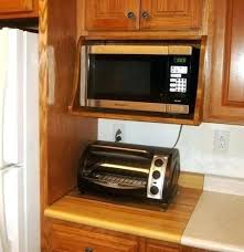 kitchen cabinet with microwave shelf microwave shelf cabinet pretty design ideas under cabinet microwave