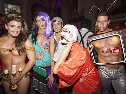 Halloween Costumes Nightclubs Halloween Parties Los Angeles 2017
