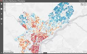 Philadelphia Neighborhood Map Report Philly Buildings With Character Are Good For Jobs
