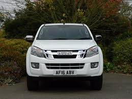 isuzu dmax 2016 used 2016 isuzu d max 2 5td yukon double cab 4x4 vision pack for