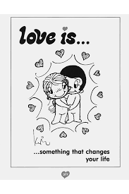 Cute Weird Love Quotes by Love Is By Kim Casali This Is Cute Though The Nakedness Is