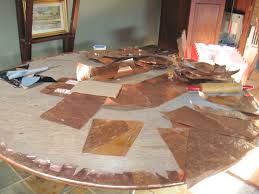 100 copper top dining room tables copper top dining tables