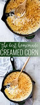 creamed corn oh so delicioso