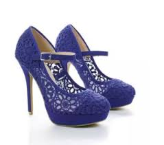 Wedding Shoes Blue Ten Cute Wedding Heels In Blue Under 50 The I Do Moment