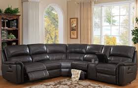 Leather Couches For Sale Camino 6 Piece Leather Sectional By Amax Leather