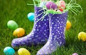Easter Lawn Decorations by Easter Egg Designs 25 Beautiful And Creative Ideas