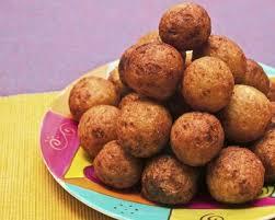 cuisiner l igname recette boulettes d ignames