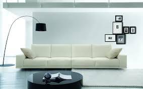 Futuristic Simple Modern Living Room Design Ideas With Low Round - Simple modern living room design