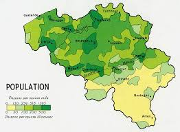 physical map of belgium nationmaster maps of belgium 11 in total