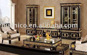 Gold Sofa Living Room Black And Gold Living Room Furniture Home Design