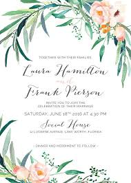printable wedding invitations wedding invitation printable best 25 printable wedding invitations