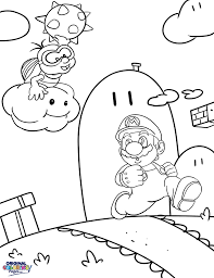 super mario u2013 coloring pages u2013 original coloring pages