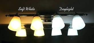 daylight led light bulbs sunlight replacement l daylight fluorescent light bulbs bell