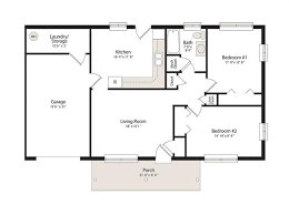 two bedroom cottage floor plans senior living lancaster pa calvary fellowship homes
