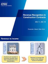 rev rec u0026 contruction contracts ias 11 ias 18 kpmg p45