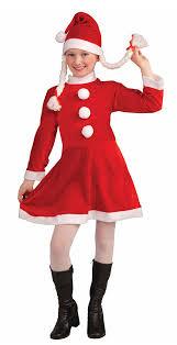 girls santa costumes costume model ideas