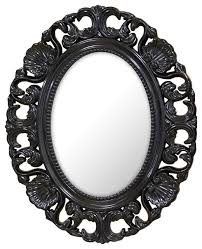 Baroque Home Decor Stratton Baroque Mirror Victorian Wall Mirrors By Stratton